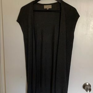 Light short sleeve sweater cover-up